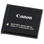 Canon, Inc Canon NB-8L Battery - Lithium Ion (Li-Ion)
