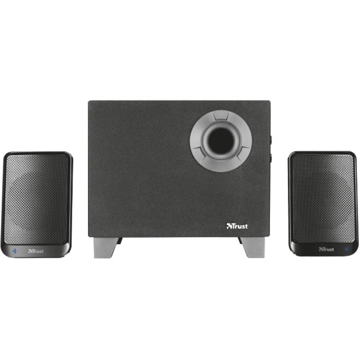 Trust Holding N.V. Trust 2.1 Bluetooth Speaker System - 15 W RMS