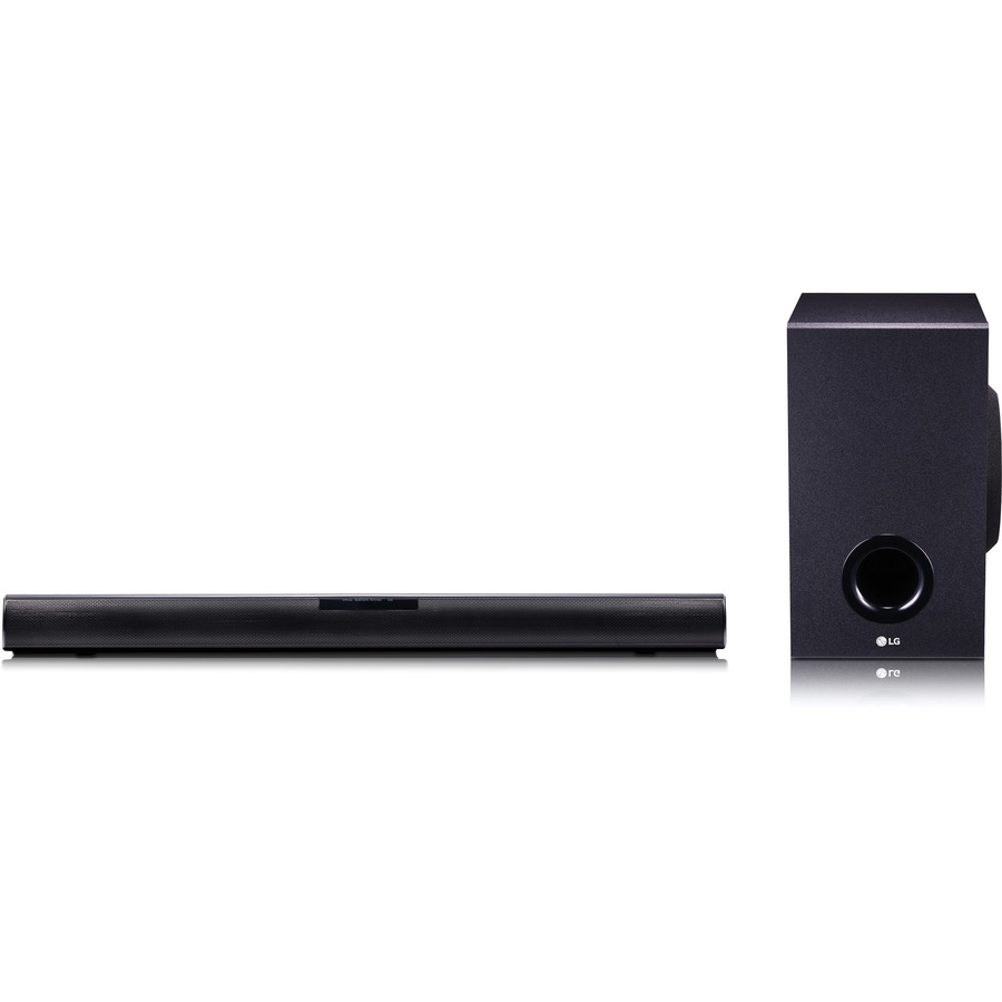 LG Electronics LG SJ2 2.1 Bluetooth Soundbar - 160W RMS