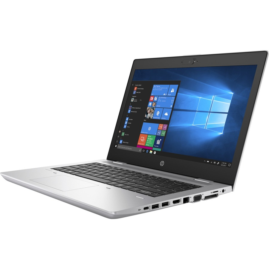 "HP Inc. Laptop - HP ProBook 640 G5 35.6cm (14"") - 1920 x 1080 - Intel Core i5 (Eighth Generation) i5-8265U Quad-core (4 Core) 1.60 GHz - 8GB RAM - 256GB SSD - Silver"