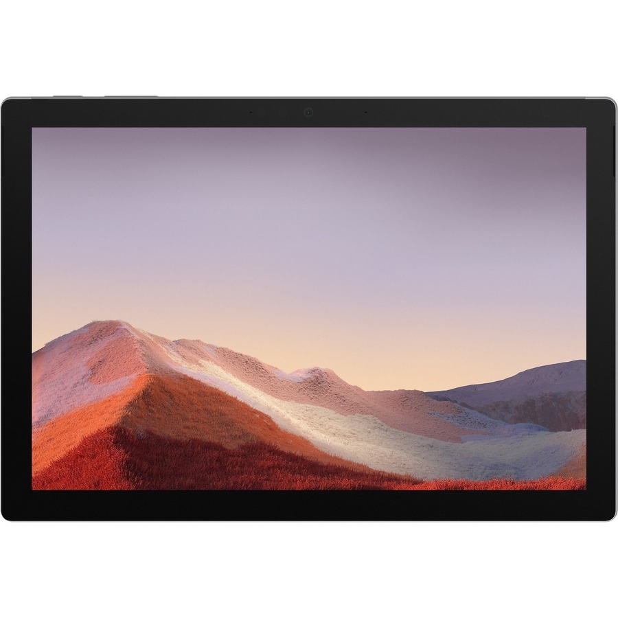 "Microsoft Corporation Microsoft Surface Pro Tablet 7 - 31.2cm (12.3"") - 8GB RAM - 256GB SSD - Windows 10 Pro - Platinum"