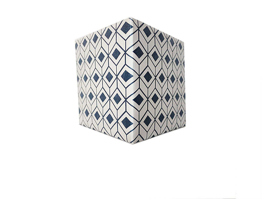 Billetera Wallet Mosaico 11x8,5 cm