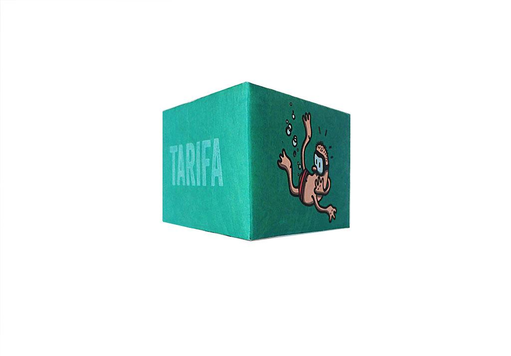 Billetera Wallet Tarifa 11x8,5 cm