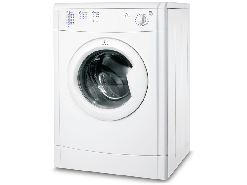 INDESIT EVACUATION INDESIT DRYER 7KG B IDV75