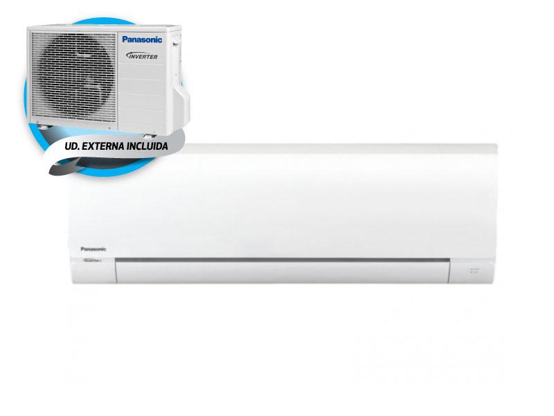 Panasonic AIR CONDITIONING INVERTER MONO SPLIT 1X1 KIT-E9-SKEM PANASONIC