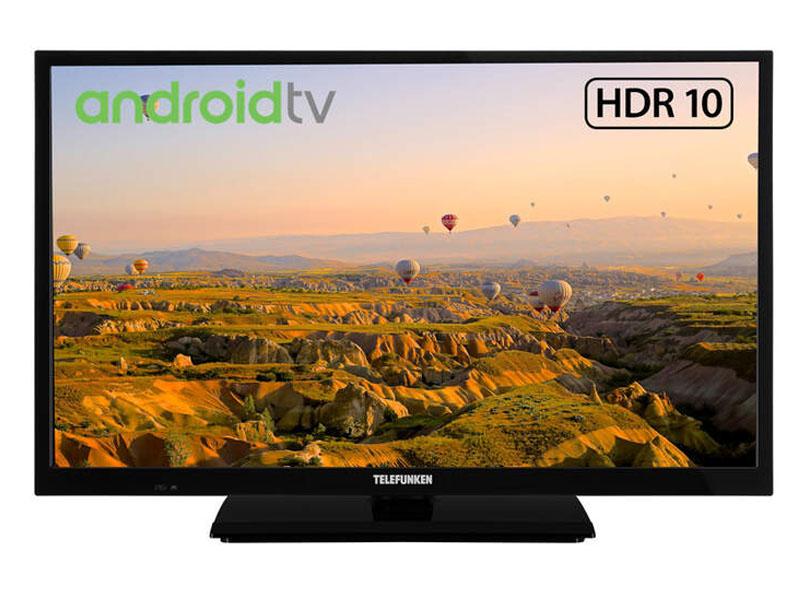 "TELEFUNKEN SMART TV LED HD ANDROID 24"" TeleFUNKEN 24DTAH524"