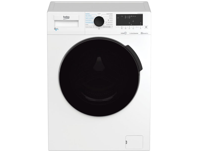 BEKO WASHER DRYER BEKO 8KG/5KG 1400rpm A HTV 8716 DSW BTR WHITE