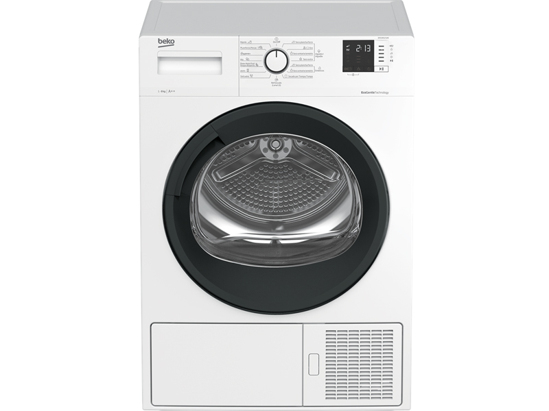 BEKO BEKO DRYER WITH HEAT PUMP 8KG A++ DHS8412GA0