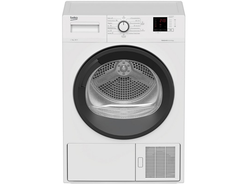 BEKO BEKO DRYER WITH HEAT PUMP 7KG A++ DHS7413GA0 WHITE