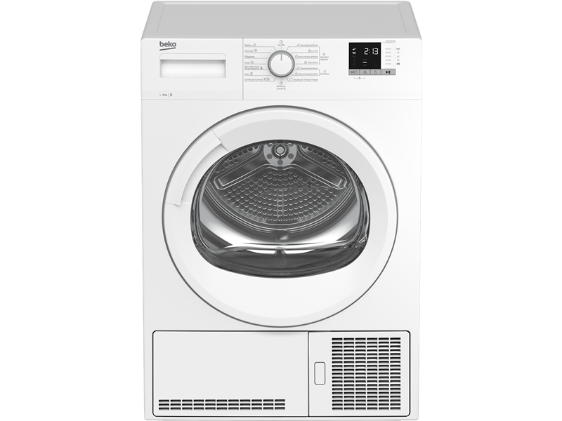 BEKO CONDENSATION BEKO DRYER 8KG B DU8112GA0