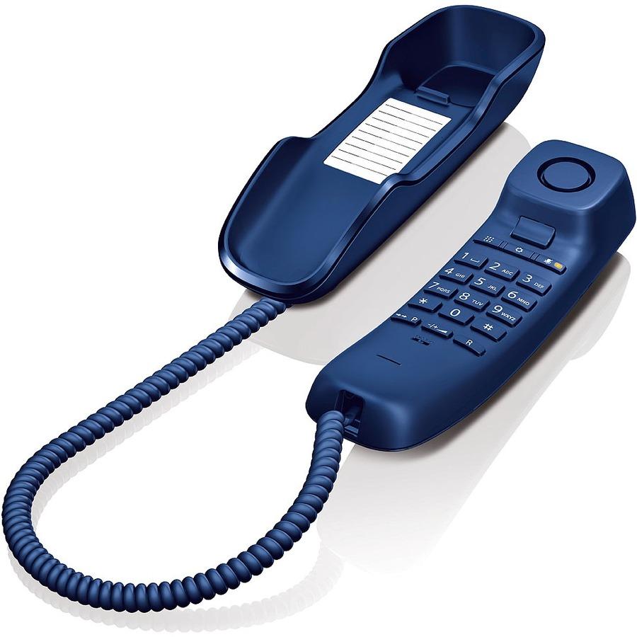 Gigaset Communications GmbH Standard Phone Gigaset DA210 - Blue