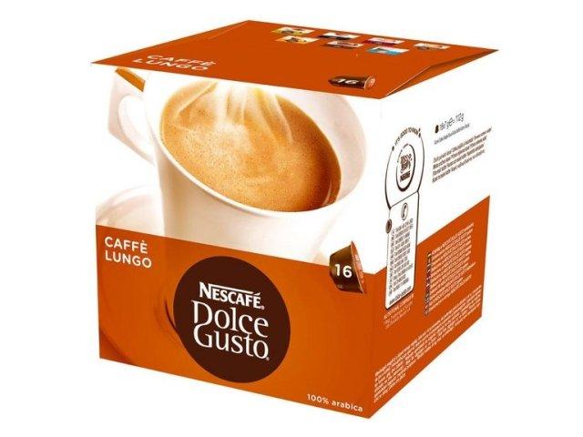 DOLCE GUSTO NESCAFE CAFFE LUNGO DOLCE TASTE