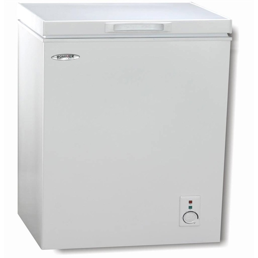 EURO SAIME S.A Freezer ROMMER 100 L Trunk - Independent - White