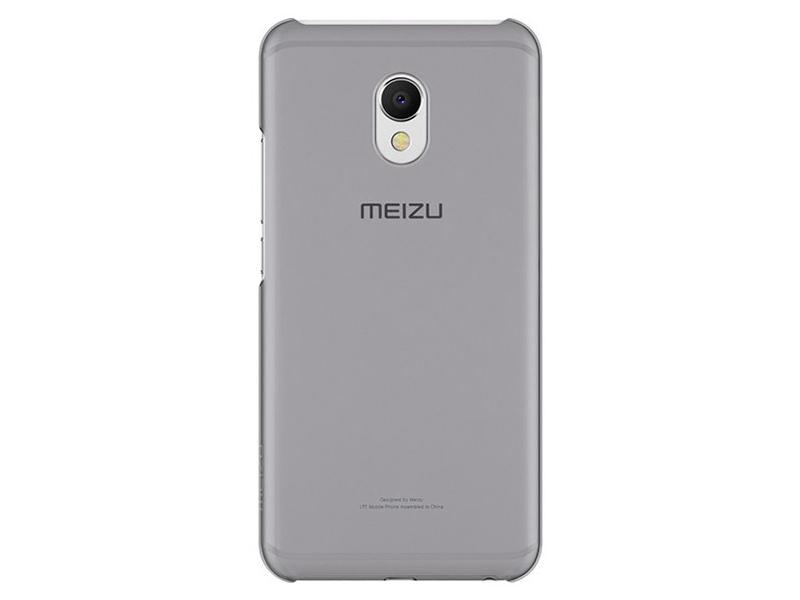 MEIZU MEZU DARK TRANSPARENT MX6 CASE