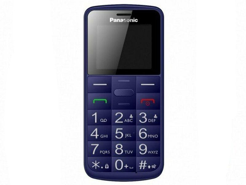 Panasonic KX-TU110EXC DUAL SIM (BL) PANASONIC