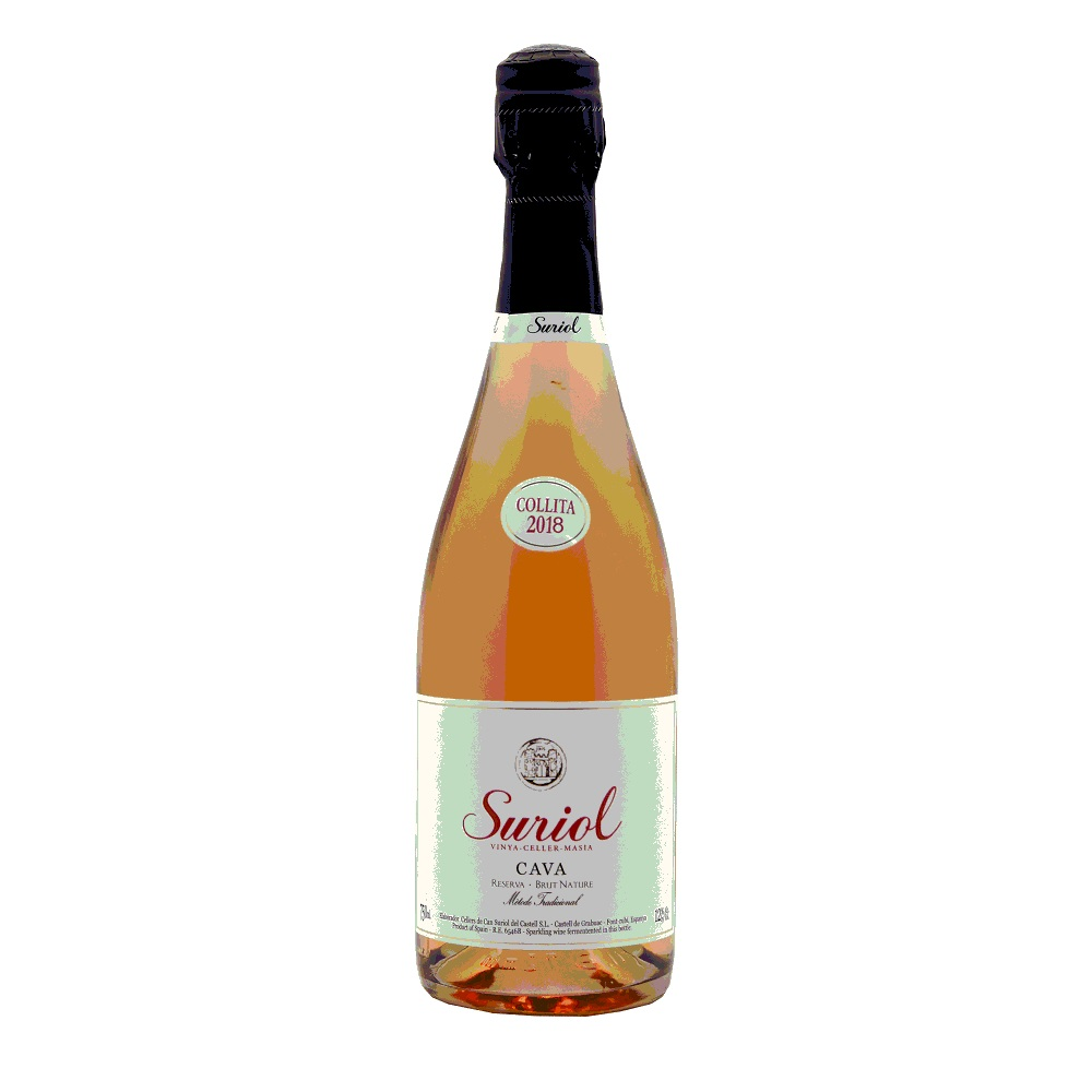 Brut Nature Rosat 2018 - Botella 750 ml