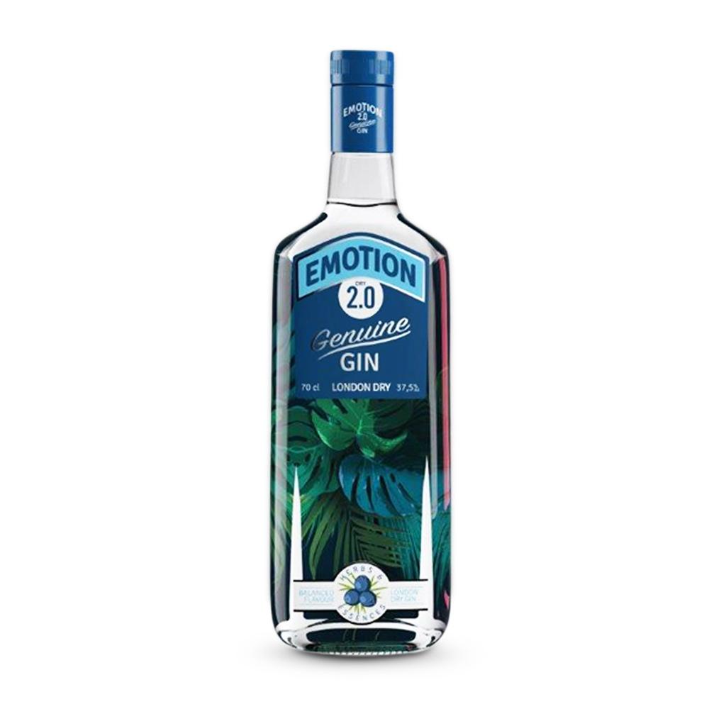 Gin Emotion Dry 70cl 37,5º