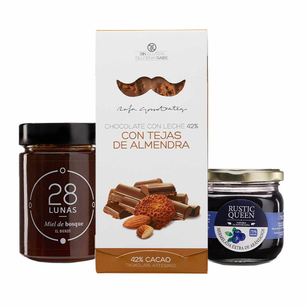 Pack Dulce | Correos Market