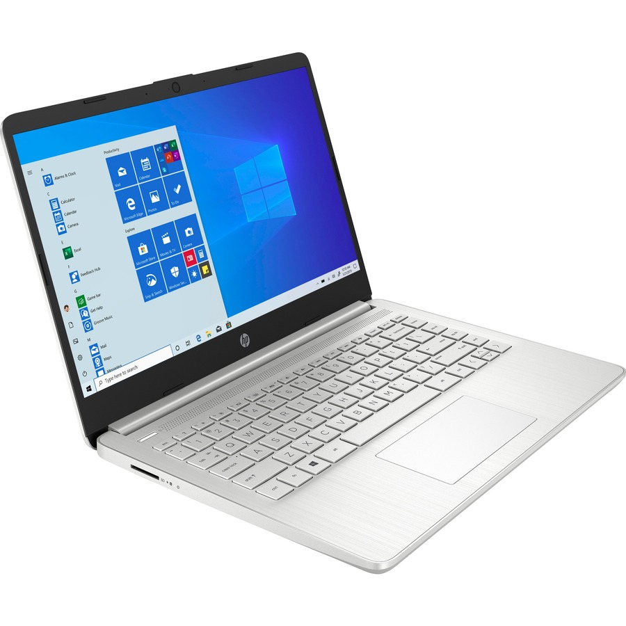 "HP Inc. Laptop - HP 14s-dq1000 14s-dq1034ns 35.6cm (14"") - HD - 1366 x 768 - Intel Core i7 (10th Generation) i7-1065G7 Quad-core (4 Core) 1.30 GHz - 8GB RAM - 512GB SSD"