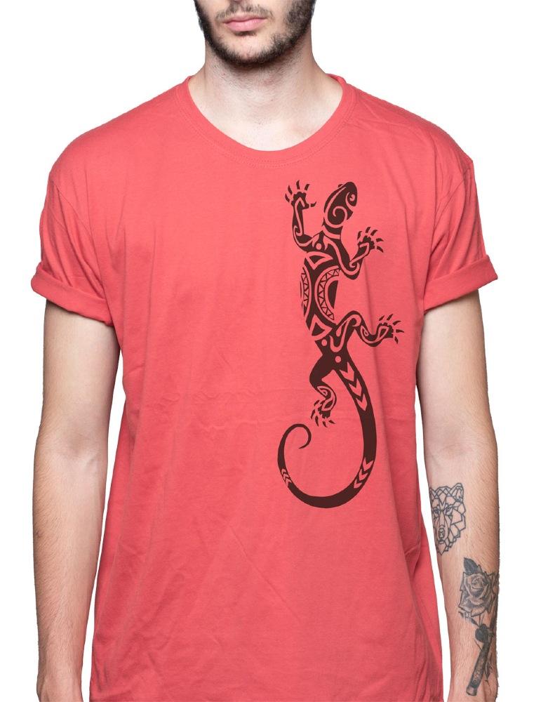 Camiseta Lagarto lado (modelo 17)
