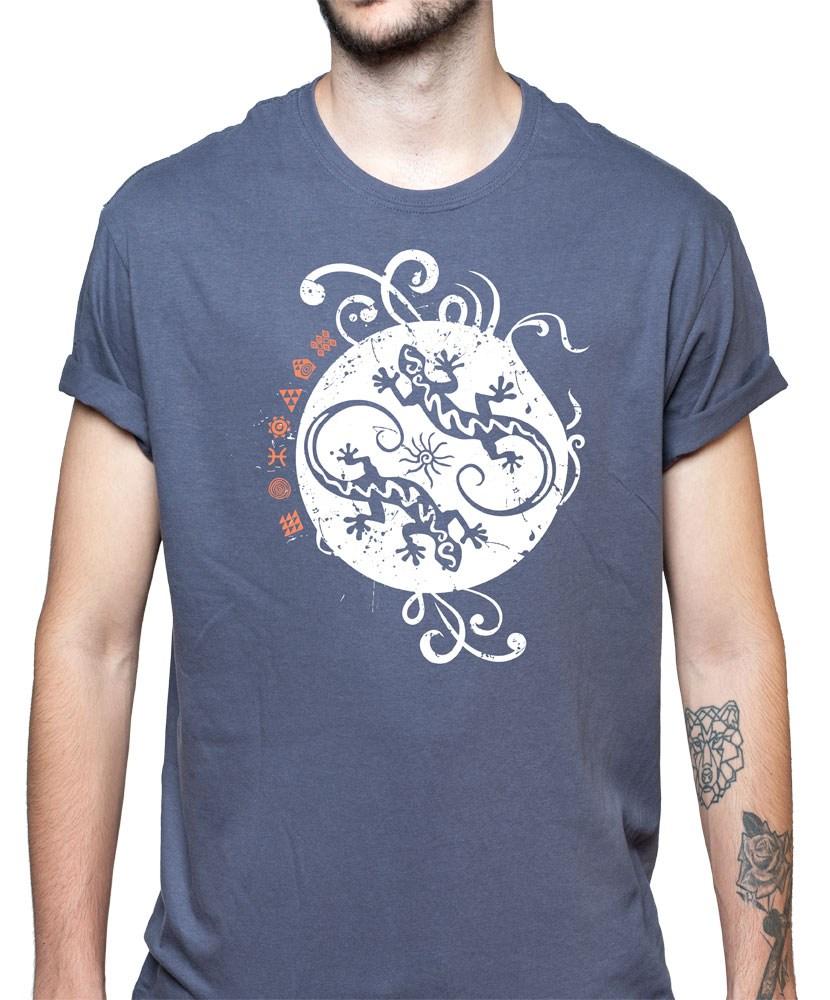 Camiseta dos Lagartos (modelo 26)