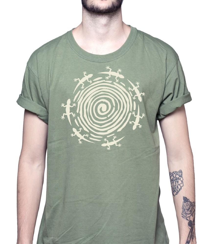 Camiseta Lagarto (modelo 27)