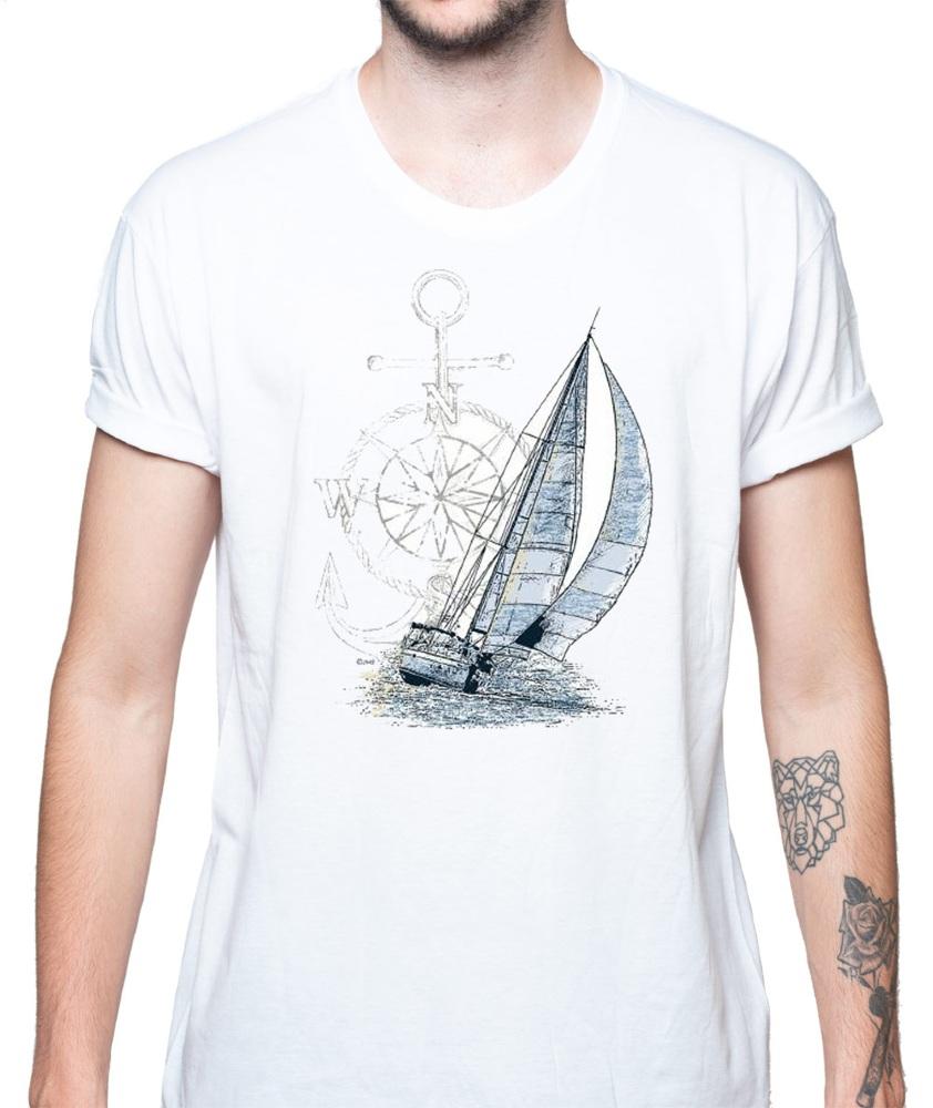 Camiseta Barco (modelo 58)