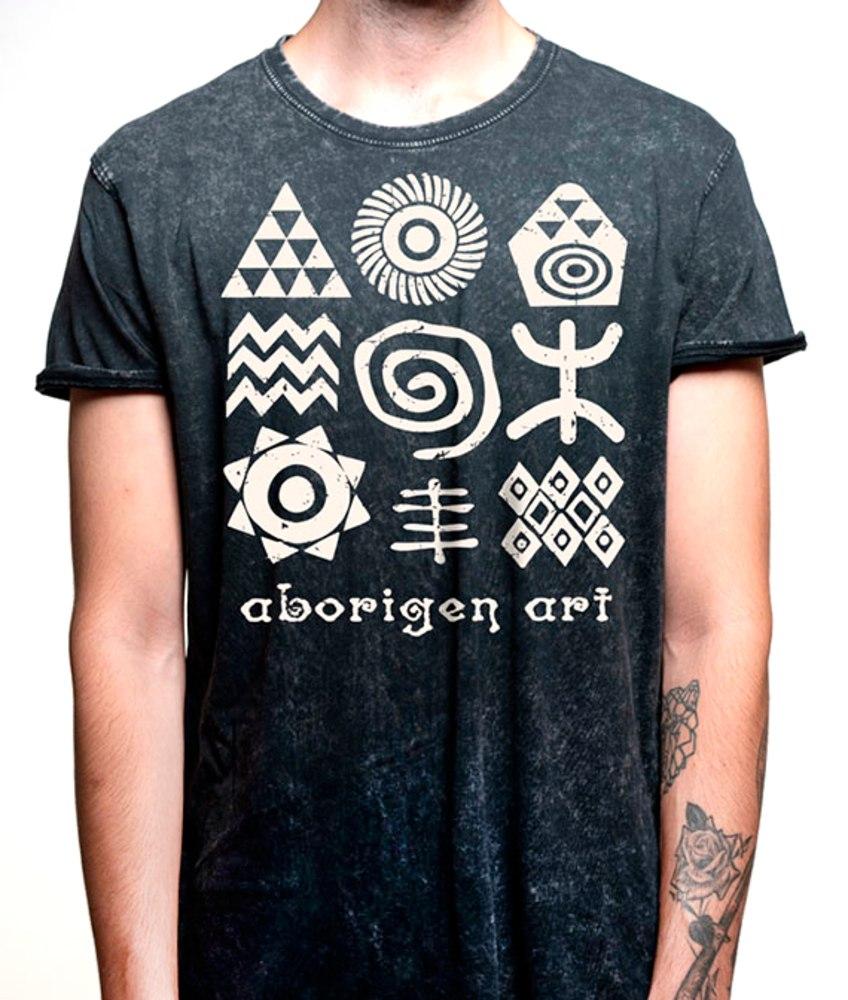 Camiseta Art Aborigen (modelo 103)
