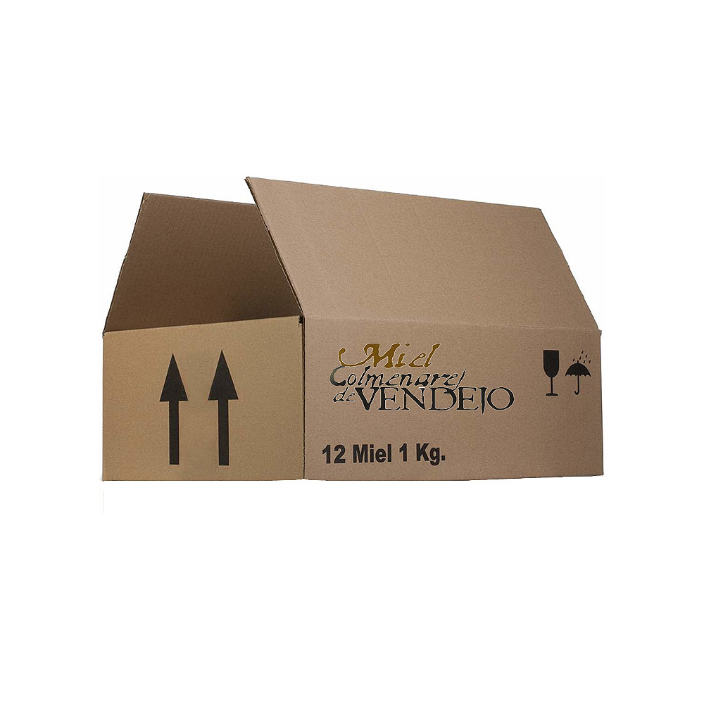 FORMATO AHORRO - Miel de bosque – Miel de Liébana, Cantabria 12 kg