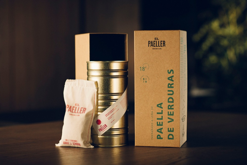 Kit Lover + Paellera Esmaltada