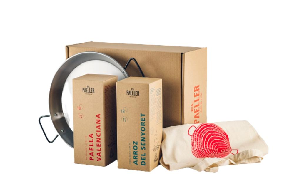 Kit Paella Ritual Pro