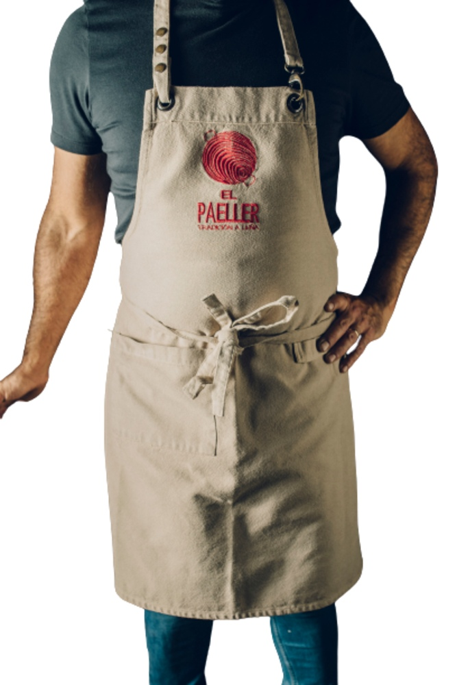 Delantal Mestre Paeller