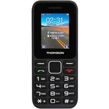 "Technicolor, S.A Technicolor Basic Phone - 4G - 4.5cm (1.8"") LCD TFT Active Matrix160 x 128"