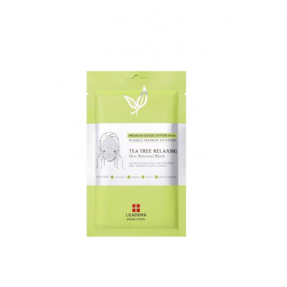 Leaders-Tea Tree Relaxing Skin Renewal Mas