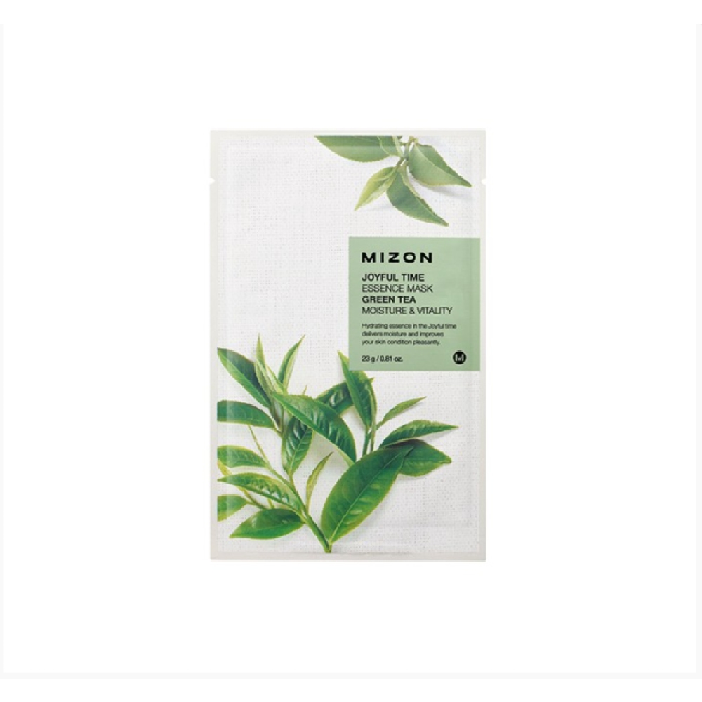 Mizon-Joyful Time Essence Green Tea