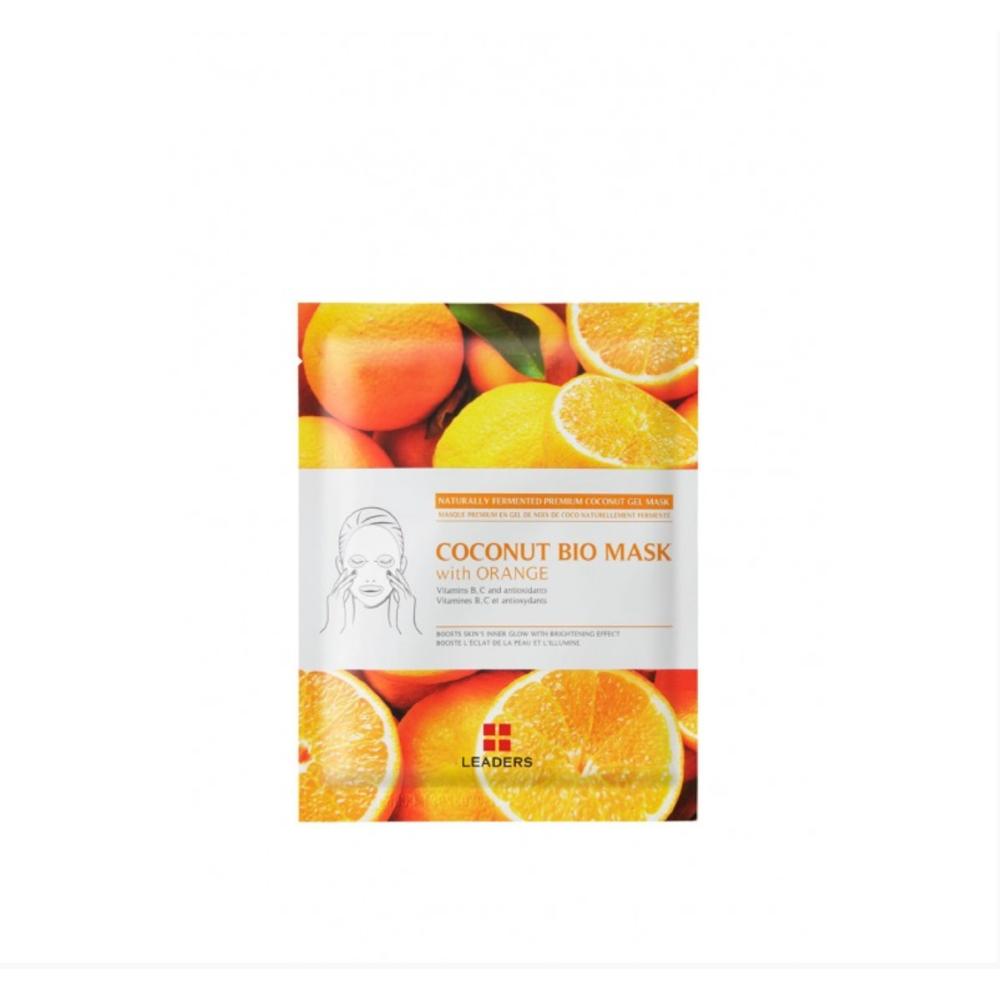 Leaders-Coconut Bio Mask with Orange