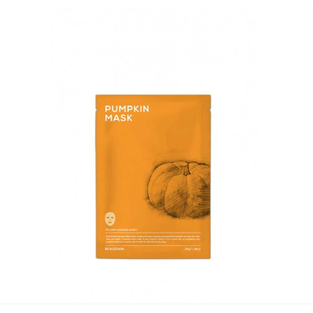 Beaudiani -Pumpkin Mask