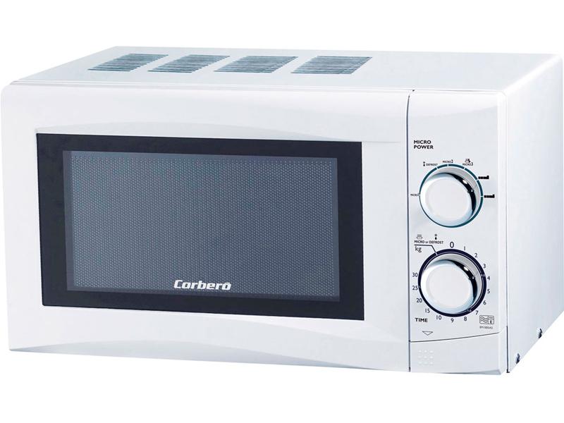 CORBERO FREE MICROWAVE CORBERO INSTALLATION 20L 700W WHITE CMICG220W