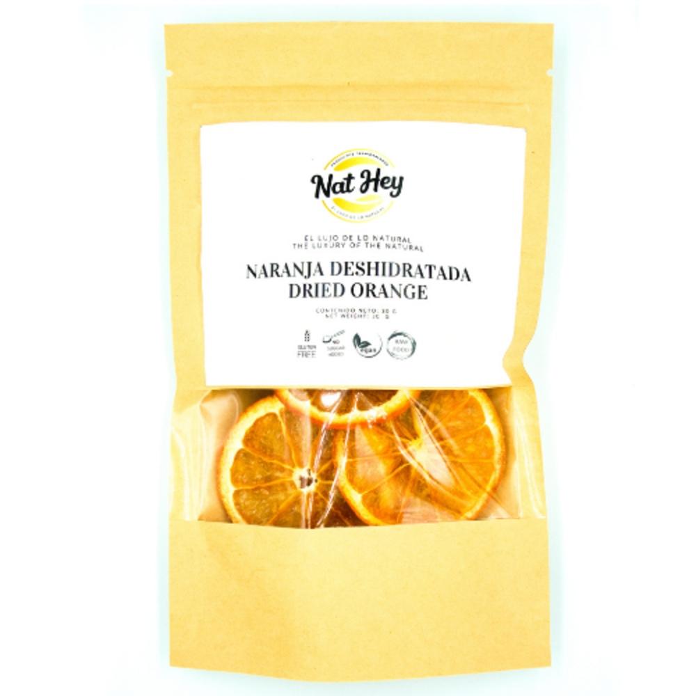 Naranja Deshidratada - 30g