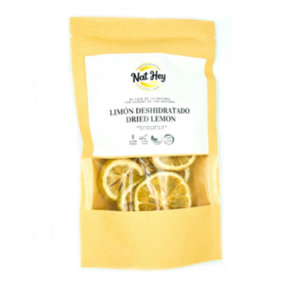 Limón Deshidratado - 25 g