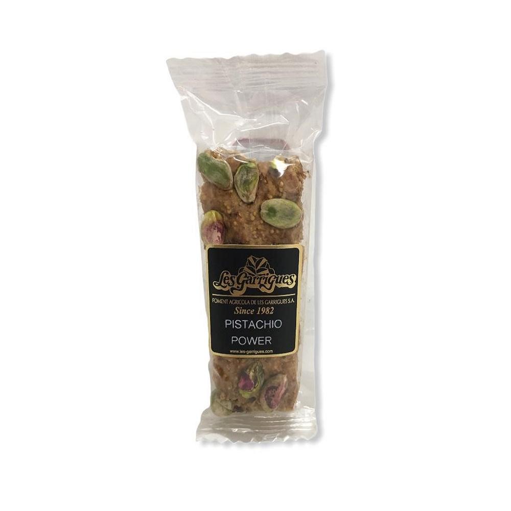 Barrita de pistachos con higo 100% natural