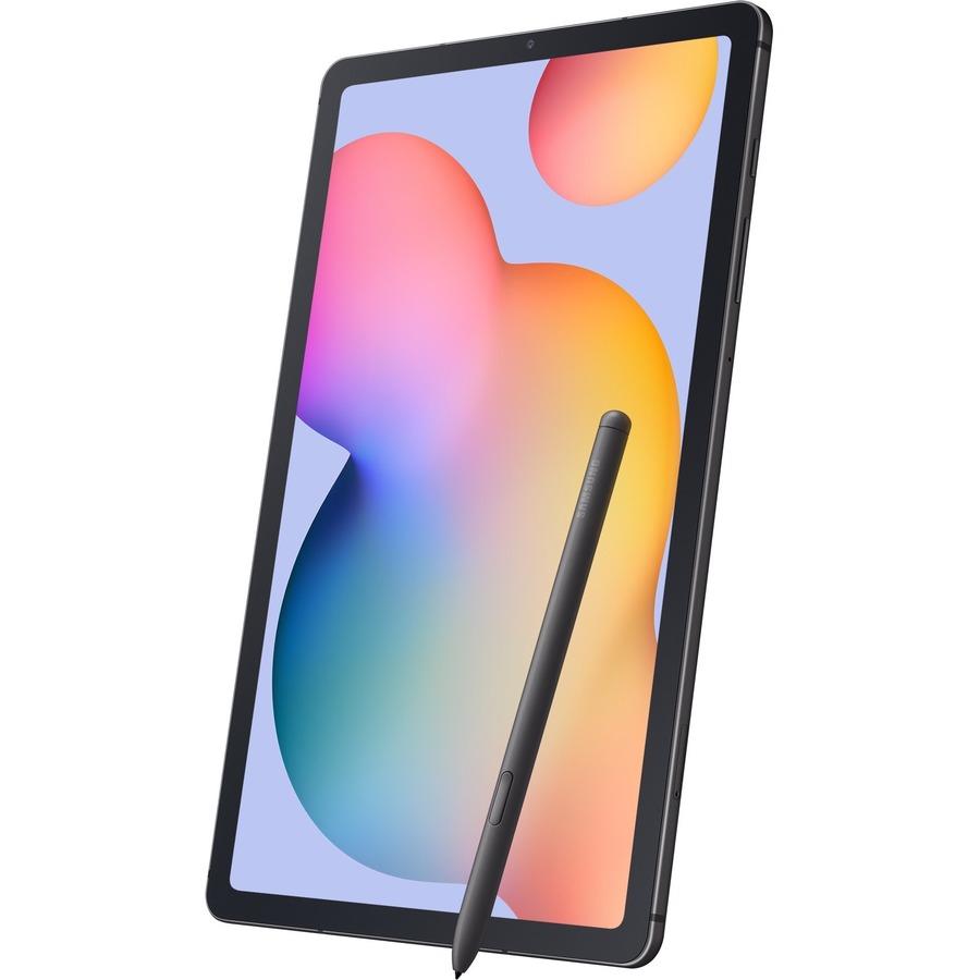 "Samsung Tablet Samsung Galaxy Tab S6 Lite SM-P615 - 26.4 cm (10.4"") - 4 GB RAM - 64 GB Storage - Android 10 - 4G - Oxford Grey"