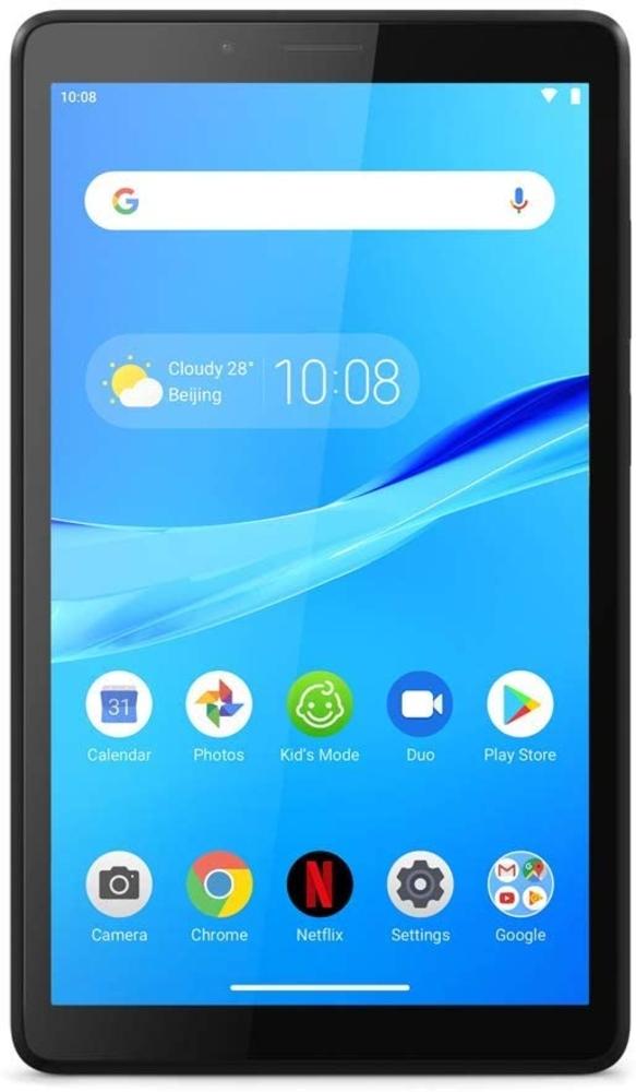 "Tab M7 - Tablet de 7"" HD/IPS (MediaTek MT8321 Quad Core, 1GB RAM, 16GB eMCP, Android 9, Wifi + Bluetooth 4.0), Color Negro"