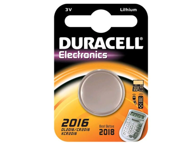 DURACELL DL2016 DURACELL STACK