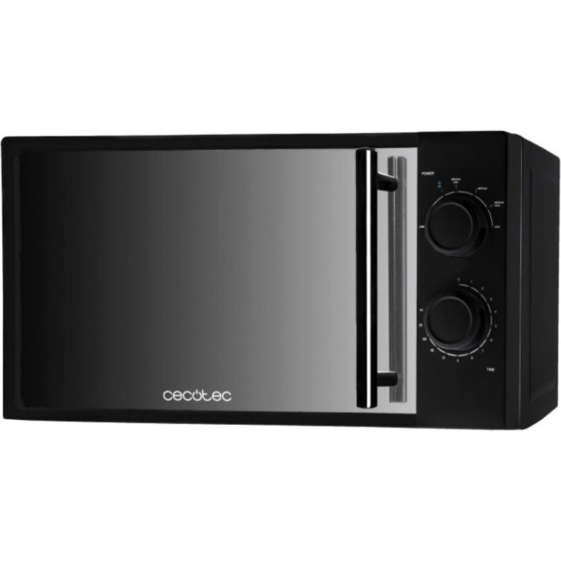 Cecotec Innovaciones S.L CECOTEC Microwave Oven - Black
