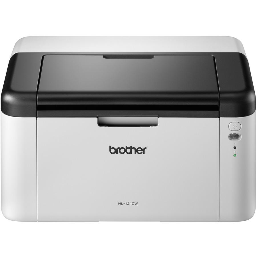Brother Industries, Ltd Brother HL HL HL-1210W Desktop Laser Printer - Monochrome