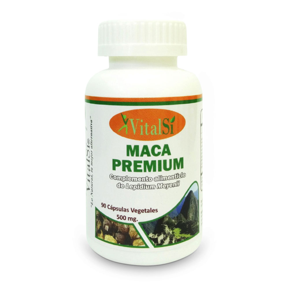VitalSí® MACA PREMIUM (Lepidium meyenii)