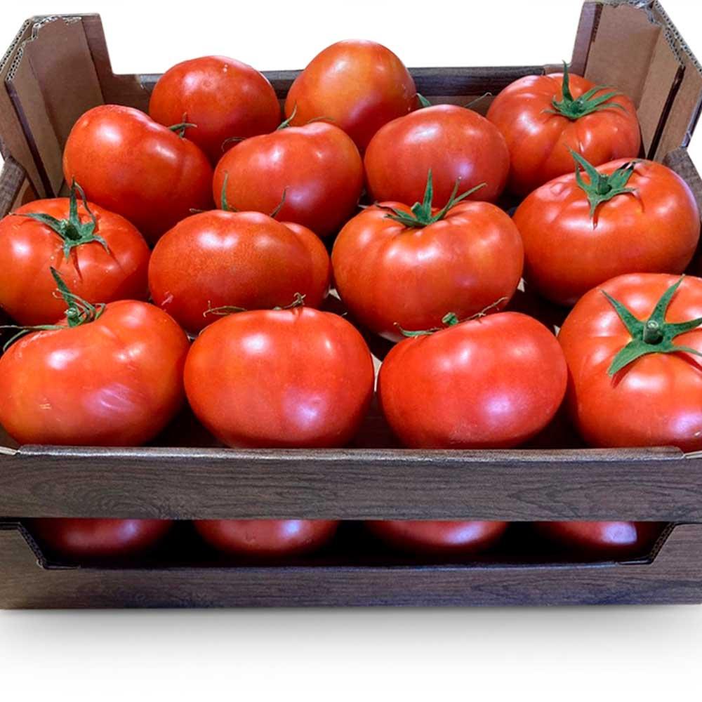 Caja de 4Kg de Tomate de nuestra huerta.