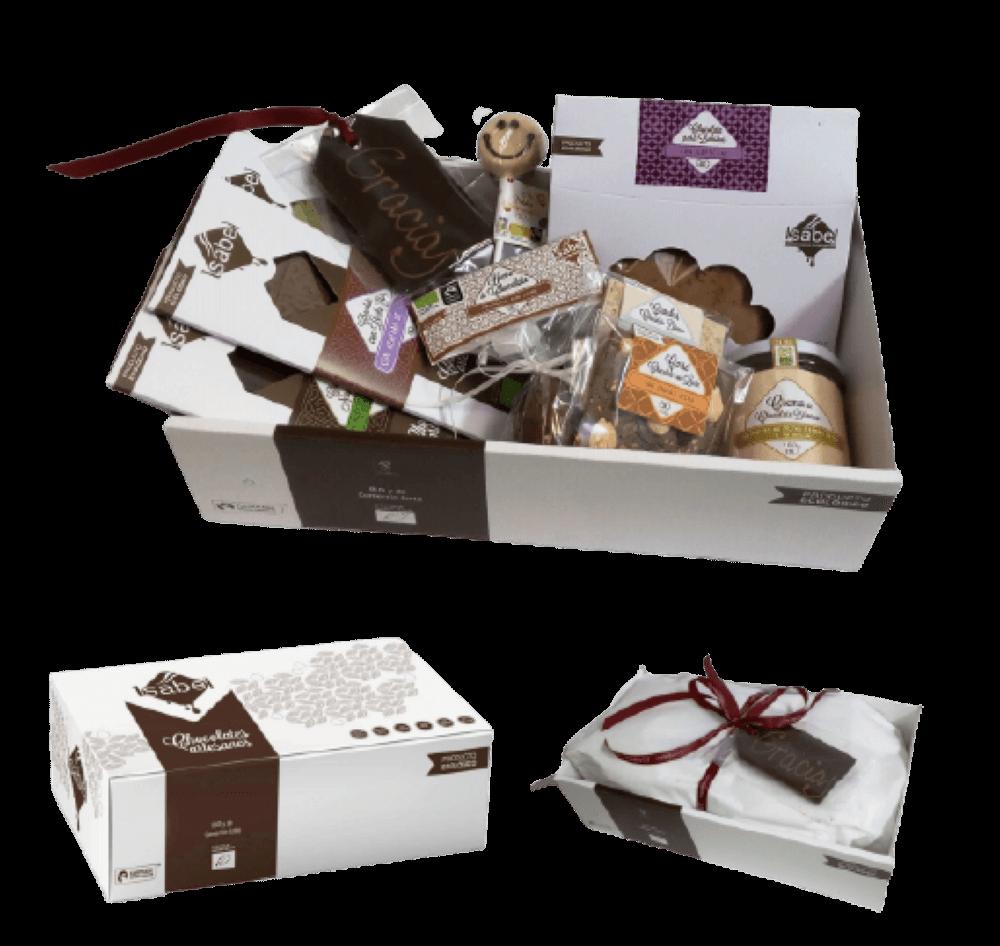Lote Regalo – Chocolates Variados