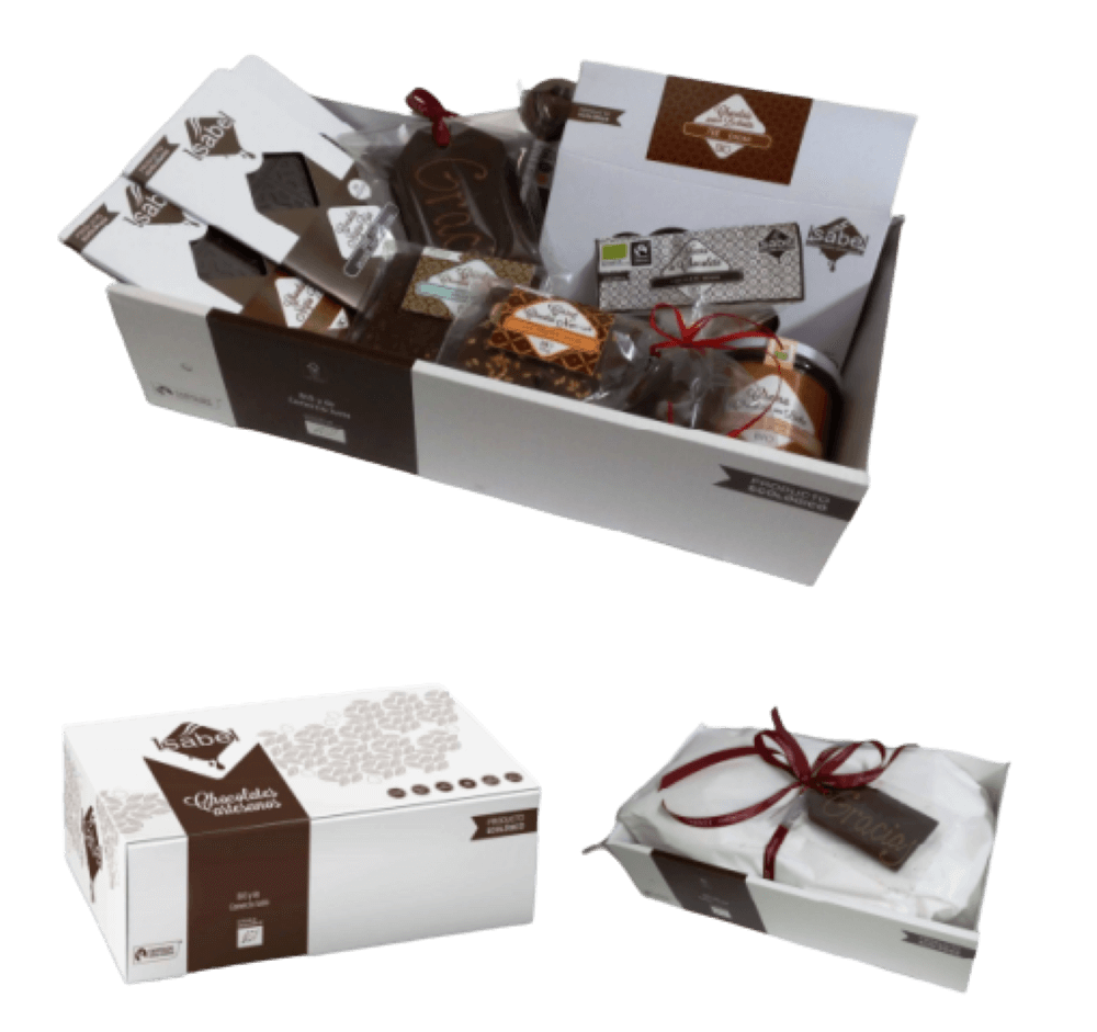 Lote Regalo – Chocolates Negros